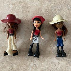 Mini Bratz dolls